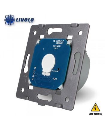 Livolo 1 Gang - 1 Way Module (Low Voltage)