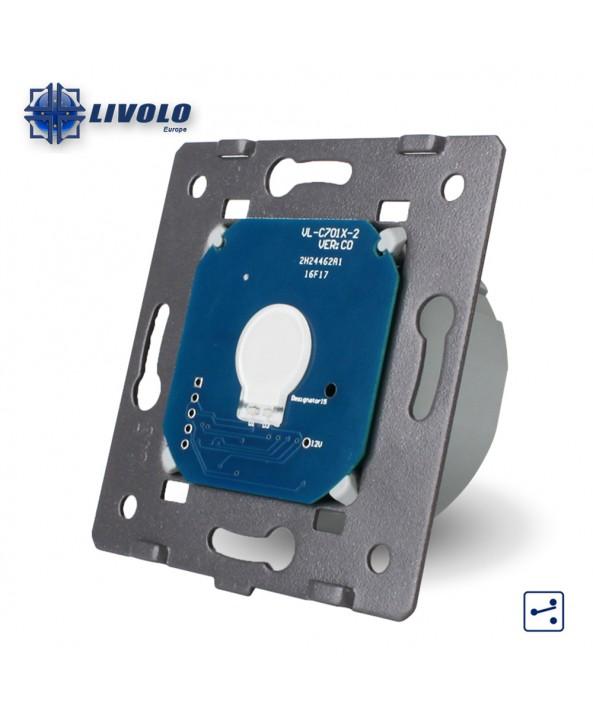 Livolo 1 Gang - 2 Ways - Module