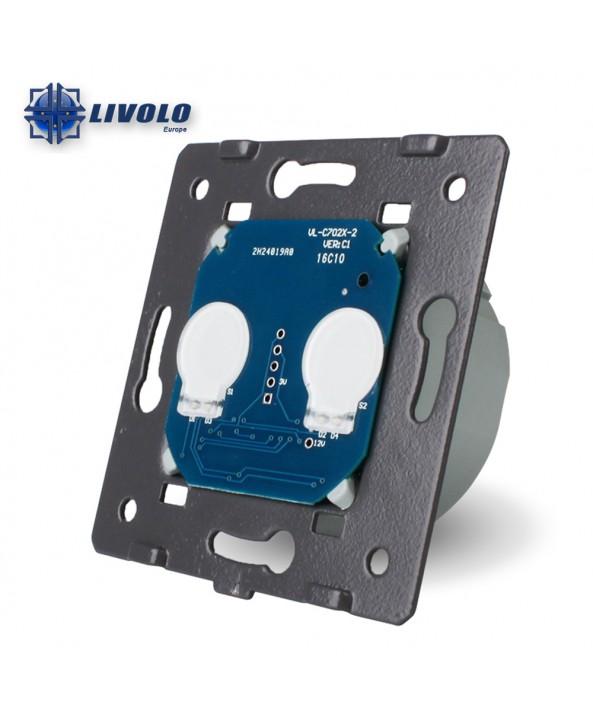Livolo 2 Gangs Door Bell - Module