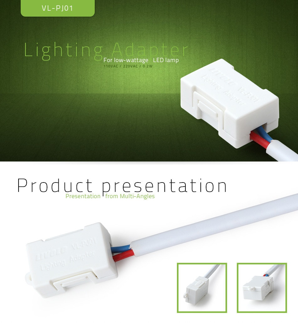 Livolo Lighting Adapter, The Saviour Of The Low-wattage LED Lamp